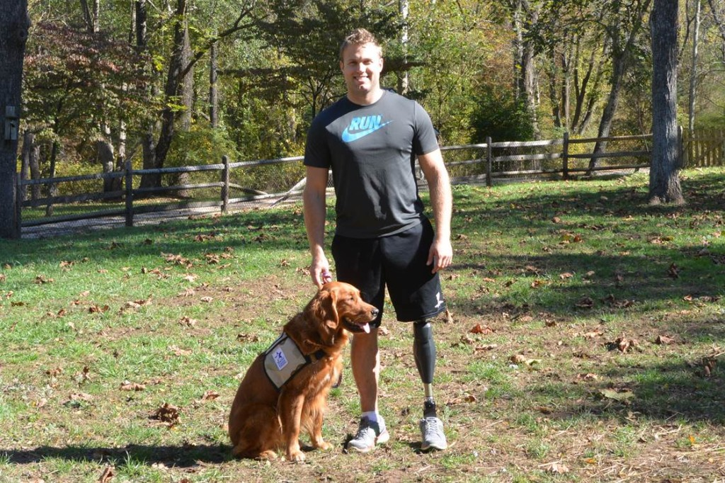 Service Dogs Used For Ptsd